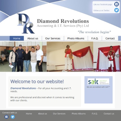 Diamond Revolutions