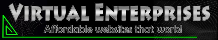 Virtual Enterprises - Affordable websites that work!
